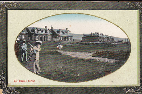 Girvan Golf Links Ref.1691 C.1900-09