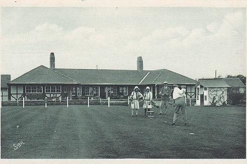 Le Touquet Le Foret Golf Links Ref.2229a C.1920?