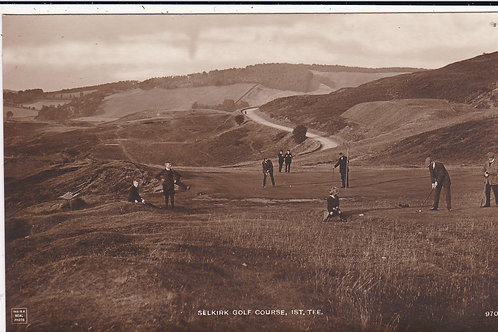 Selkirk Golf Course  Ref.1066a C.1925-30
