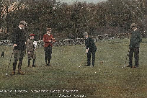 SOLD>Ref.2304 Portpatrick Golf Links  C.Pre 1914
