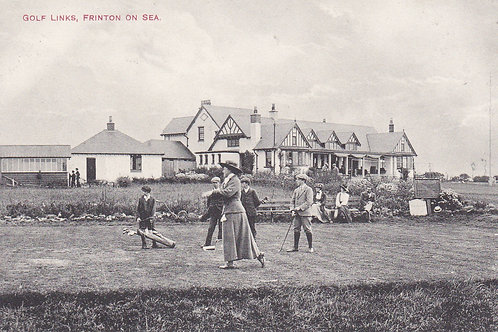 Frinton-on-Sea Golf Links.Ref 840. C1910-18
