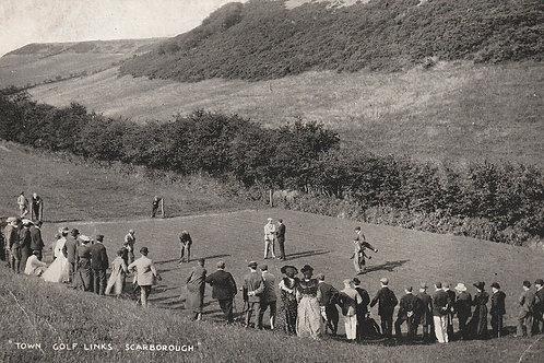 Braid v Taylor Golf Match Ref.2567 C.ea 1900s
