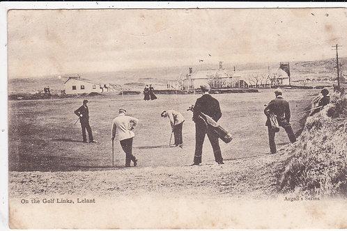 Lelant Golf Links Braid v Taylor Ref.1402 C.1906Ref.1402