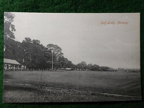 Norbury Golf Pavilion & Links Ref.2468 C.Pre 1914