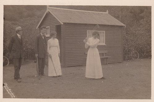 SOLD>Ref.929.Dalbeattie Golf Club House C.Early 1900s