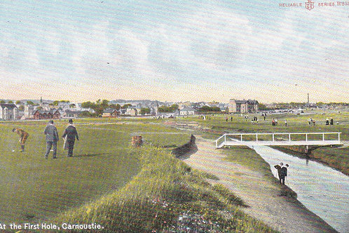 Carnoustie Links C.1905-10 Ref.1119