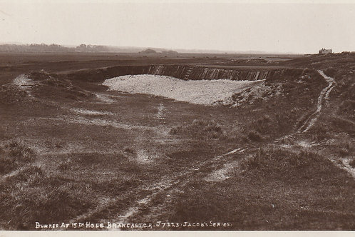 Brancaster Golf Links Ref.2718 C.1920