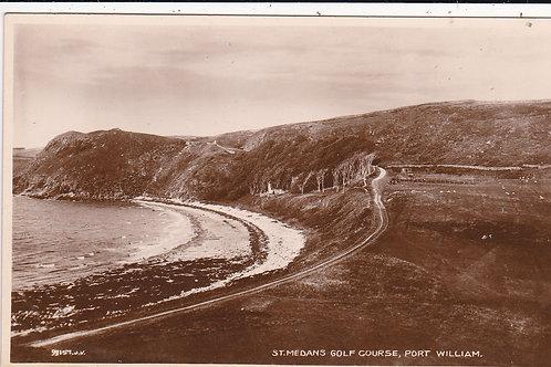 St Medan Golf Links Ref.1404 C.1920s