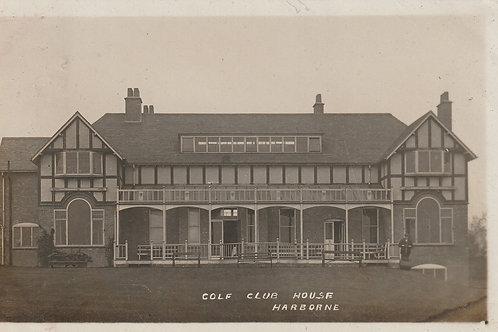SOLD.Ref.2310 Harborne Golf Club House Ref.2310 C.Pre 1910