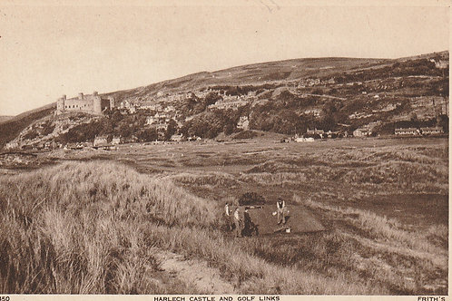 Harlech Golf Links Ref.2286a C.1936