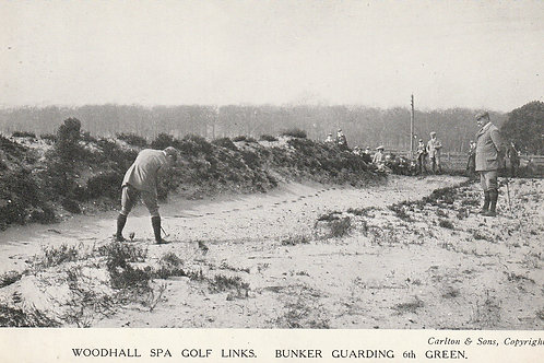 Woodhall Spa Golf Links Ref.2581C.pre 1914