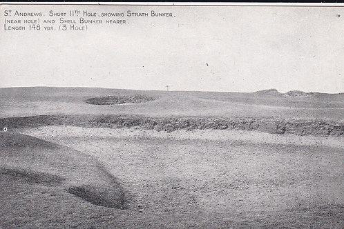 St Andrews Shell & Strath Bunkers Ref.1469 C.E1900s