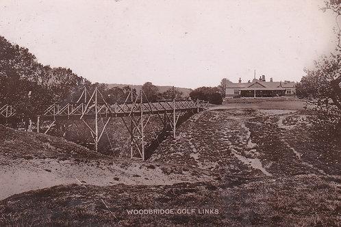 Woodbridge Golf Links & Pavilion  Ref.2038a C.1917