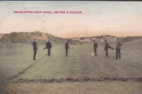 Brancaster Golf Links Ref.1592    C.1906