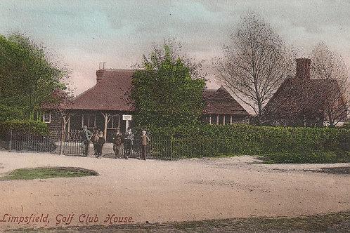 Limpsfield Golf Club House Ref.2568