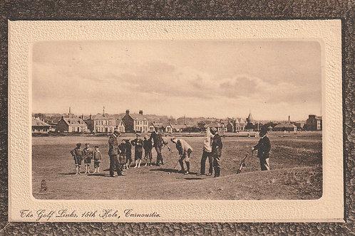 Carnoustie Golf Links C.pre 1914 Ref.2672