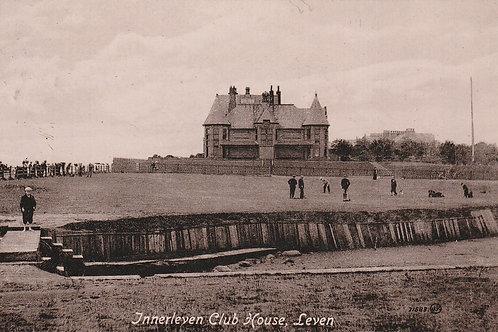 Innerleven Golf Club House Ref.585a C.1914
