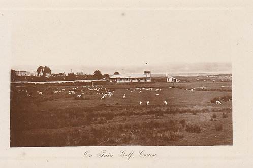 Tain Golf Course (On).Highlands.Ref 274.C.1910-15