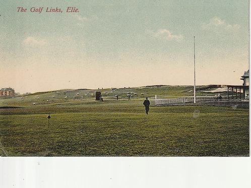 Elie Golf Links 18th Green Ref.2314 C.Ea 1900