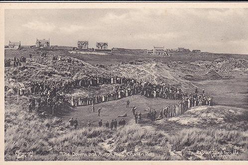 SOLD>Ref.1582.Cruden Bay Golf Links Ref.1582 C.19