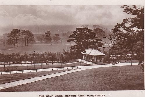 Heaton Park Golf Course & Pavilion Ref.2040a C.Pre 1914