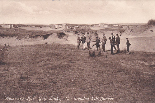 Westward Ho! Golf Links Ref.1950 C.1907