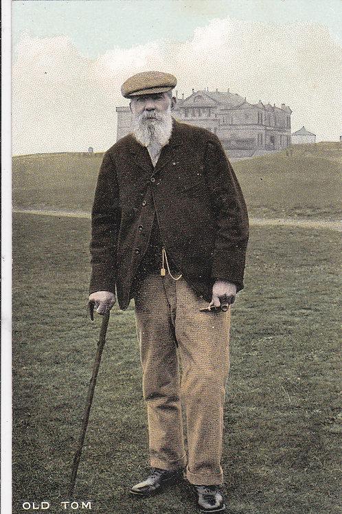 Tom Morris St Andrews Ref.190 C.1903-05