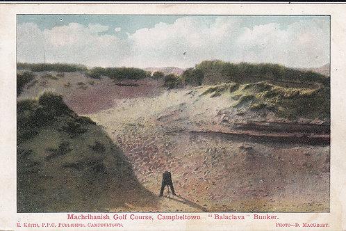 SOLD>Ref.1737.Machrihanish Golf Links Ref.1737 C.1911