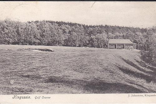 Kingussie Golf Pavilion & Course  Ref.1778 C.pre 1914
