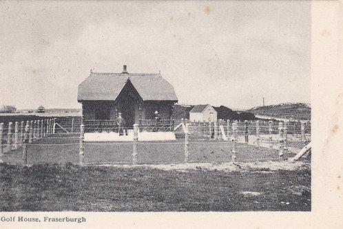 SOLD>Ref.1828.Fraserborough Golf Pavilion Ref.1828   C.Ea 1900s