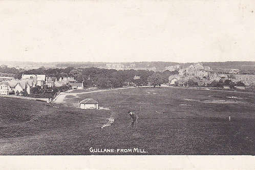 SOLD>Ref.959.Gullane No.1 1st Tee C.Early 1900s