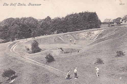 Boxmoor Golf Course Ref.120
