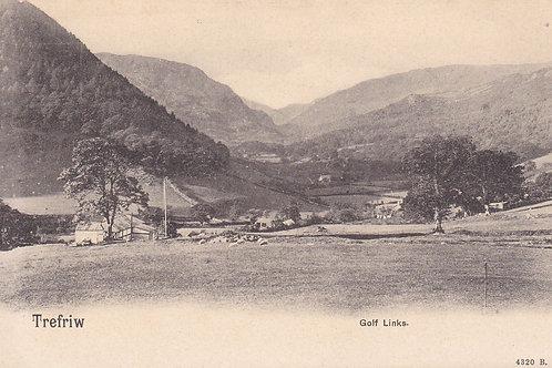 Trefrew Golf Links,Llanwrst.Ref 270. C.Early 1900s