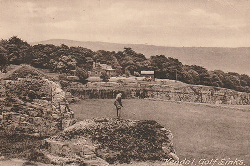 Kendal Golf Pavilion & Links Ref.2558 C.1914