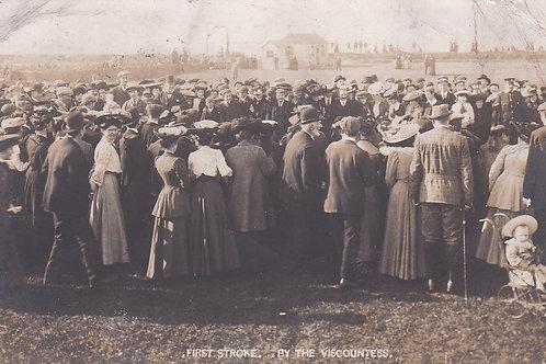 Stranraer.The 1st Shot C.1906 Ref.944a