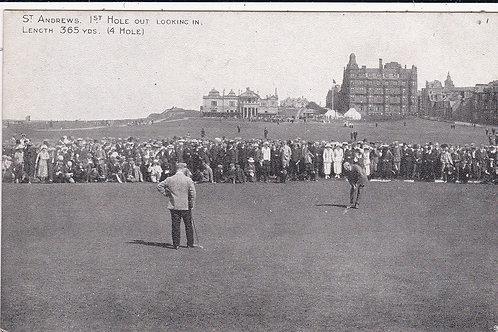 St Andrews Braid & Taylor Ref.1339 C.1904