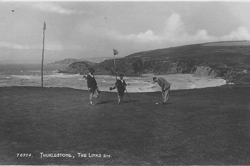 Thurlestone Golf Links Ref.1885 C.1924