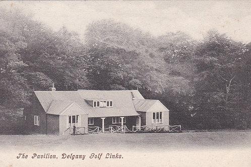 Delgany Golf Pavilion C.1910-15 Ref.2023a