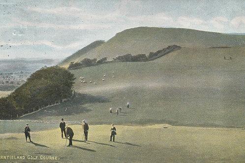 Burntisland Golf Course, Fife Ref.2692 C. pre 1911