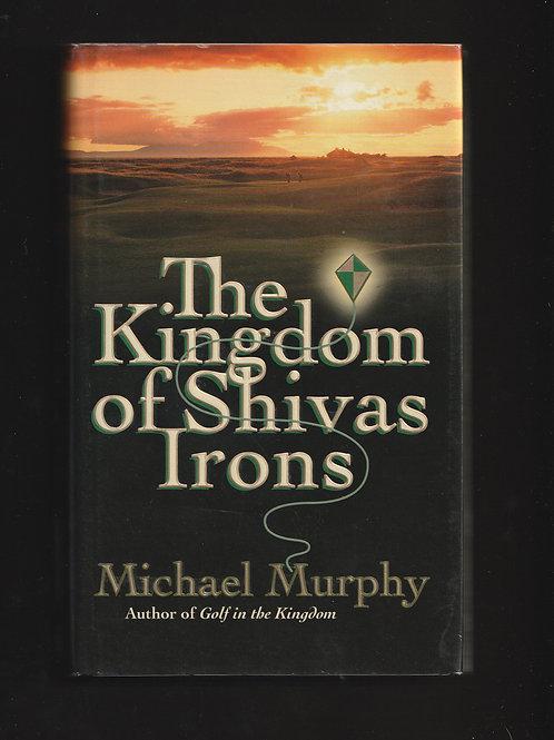 Michael Murphy SIGNED Kingdom of Shivas Irons Ref.GB. 423 1st