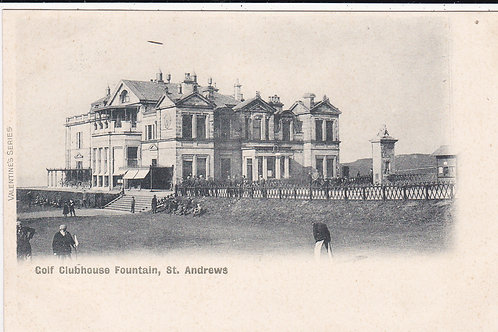SOLD>Ref.388 Tom Morris at St.Andrews.Ref 388 C.1902-04