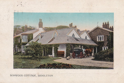 Manchester Golf Club House,Hopwood Ref 295. C.1909