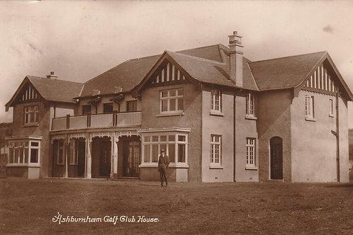 Ashburnham Golf Club House Ref.1832a C.1920s