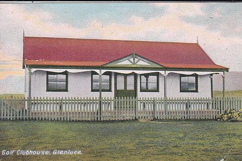 Glenluce Golf Club House  Ref.1773 C.1904