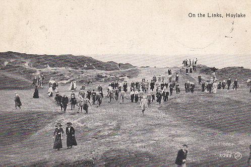 SOLD>Ref.051.Hoylake Golf Links. Ref 051 C.1914