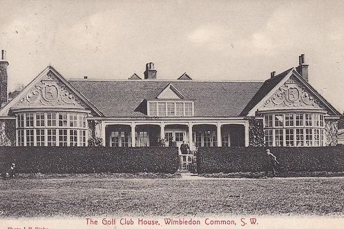 Wimbledon Golf House Ref.1655 C.ea 1900s
