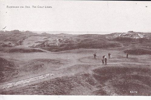 Burnham Golf Links Ref.1185 C.1905-10?