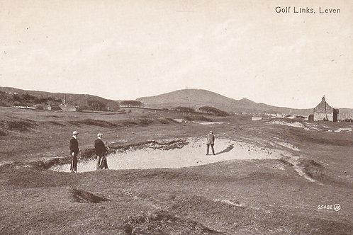Leven Links,Fife. Ref 233 C.1905-15