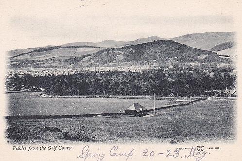 Peebles Golf Pavilion C.1905-10 Ref.2004