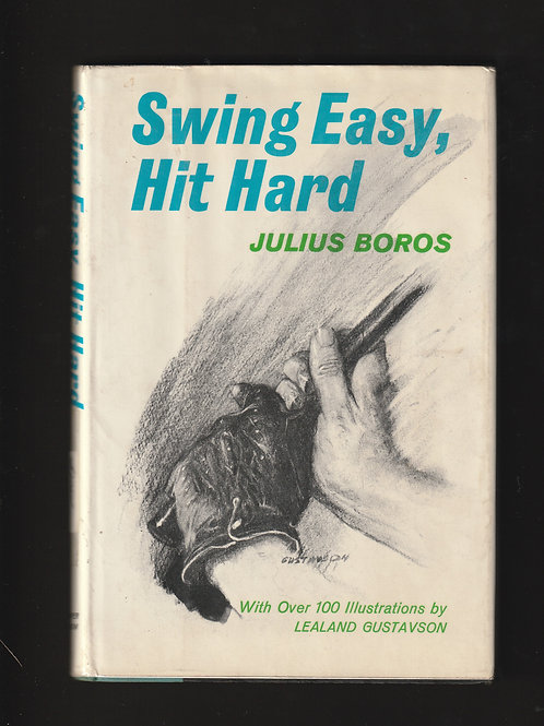 Boros 1963 US, Julius Open Champion Signed Book Ref.GB. 3